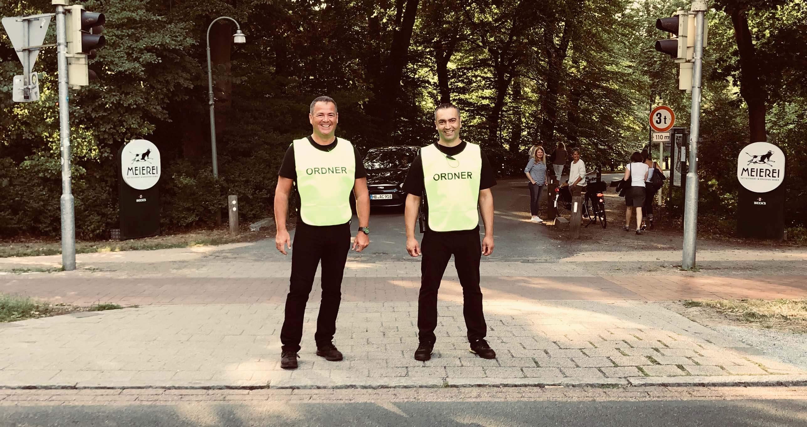 Parkplatz Sicherheit in Bremen von Renta Security