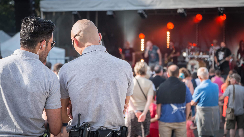 Sicherheit auf Veranstaltung in Bremen durch Renta Security
